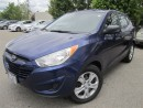 Used 2012 Hyundai Tucson GL-FWD-Excellent Maintenance for sale in Mississauga, ON