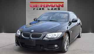 Used 2011 BMW 335xi Coupe XDrive M SPORT PKG ***Navigation for sale in Concord, ON