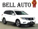 Used 2013 Nissan Pathfinder PLUTINUM PKG NAVIGATION DVD 7PASSANGER for sale in North York, ON