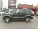 Used 2007 Jeep Liberty LIMITED for sale in Scarborough, ON