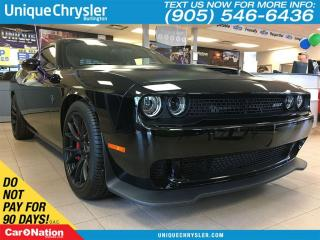 Used 2016 Dodge Challenger SRT Hellcat for sale in Burlington, ON