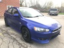 Used 2008 Mitsubishi Lancer GTS - NO ACCIDENT - SAFETY & WARRANTY INCL for sale in Cambridge, ON