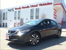 Used 2013 Honda Civic EX | Sunroof | Alloys | H.Seats for sale in Mississauga, ON