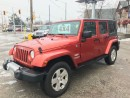 Used 2009 Jeep Wrangler Sahara - NO ACCIDENT - SAFETY & WARRANTY INCL for sale in Cambridge, ON