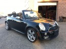 Used 2005 MINI Cooper Convertible S - ONE OWNER - NO ACCIDENT - SAFETY & WARRANTY IN for sale in Cambridge, ON