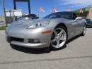Used 2007 Chevrolet Corvette NAV! SOFT TOP! for sale in St Catharines, ON