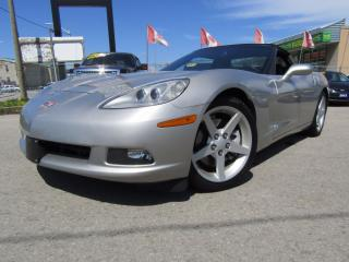 Used 2007 Chevrolet Corvette Navigation, Soft Top, Borla Exhaust for sale in St Catharines, ON