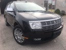 Used 2010 Lincoln MKX Limited w/NAVI_BLUETOOTH_LOW KMS for sale in Oakville, ON