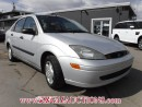 Used 2003 Ford Focus SE 4D Sedan for sale in Calgary, AB