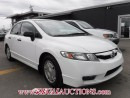 Used 2010 Honda Civic DX-G 4D Sedan for sale in Calgary, AB