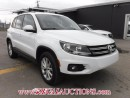Used 2014 Volkswagen TIGUAN TSI 4D UTILITY 4MOTION AWD for sale in Calgary, AB