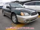 Used 2002 Subaru OUTBACK BASE for sale in Calgary, AB