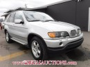 Used 2002 BMW X5  4D UTILITY AWD 4.4I for sale in Calgary, AB