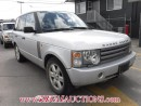 Used 2003 Land Rover RANGE ROVER HSE 4D UTILITY 4.6L AWD for sale in Calgary, AB