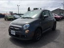 Used 2012 Fiat 500 Sport for sale in Picton, ON
