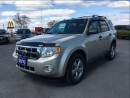 Used 2010 Ford Escape XLT  4x4  CALL NAPANEE  ONLY 62KMs for sale in Picton, ON