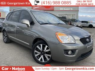 Used 2011 Kia Rondo EX 7 PASS | LEATHER | SUNROOF | HEATED SEATS | for sale in Georgetown, ON