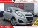 Used 2013 Chevrolet Spark LS LEATHER TRIM  ALLOY WHEELS  TOUCH SCREEN for sale in Georgetown, ON