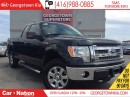 Used 2013 Ford F-150 XLT XTR | 4X4 | 5.0L V8 | CLEAN CARPROOF | for sale in Georgetown, ON