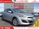 Used 2013 Hyundai Elantra GT L   MANUAL   HATCH   AUX/USB IN   POWER OPTIONS   for sale in Georgetown, ON