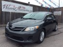 Used 2012 Toyota Corolla CE for sale in Stittsville, ON
