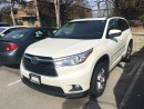 Used 2014 Toyota Highlander LIMITED EXTENDED WARRANTY for sale in Burlington, ON