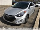 Used 2013 Hyundai Elantra Coupe GLS for sale in Kitchener, ON