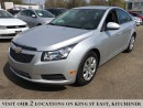 Used 2013 Chevrolet Cruze LT Turbo for sale in Kitchener, ON