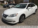 Used 2011 Lexus ES 350 Base for sale in Kitchener, ON