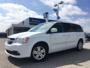 Used 2016 Dodge Grand Caravan Crew Leather,Dual blueray DVD,Stow and GO! for sale in Barrie, ON