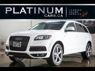Used 2014 Audi Q7 3.0 TDI Quattro Prog for sale in North York, ON