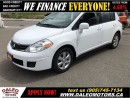 Used 2010 Nissan Versa 1.8 SL 1.8L 1 OWNER 52 KM for sale in Hamilton, ON