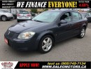 Used 2009 Pontiac G5 SE 135KM 2.2L NO CREDIT CHECK LEASES for sale in Hamilton, ON