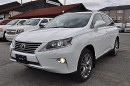 Used 2013 Lexus RX 350 NAVI,LEATHER,TOYOTA SAFETY for sale in Aurora, ON