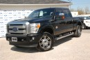 Used 2016 Ford F-350 Lariat*Platinum*Leather*Nav for sale in Welland, ON