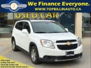 Used 2012 Chevrolet Orlando LT Extra Clean, 7 PASSENGER for sale in Concord, ON