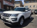 Used 2016 Ford Explorer LIMITED for sale in Hamilton, ON