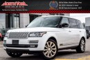Used 2014 Land Rover Range Rover LWB SC|4x4|VisionAsst,ClimateComfortPkgs|Sunroof|Nav|21