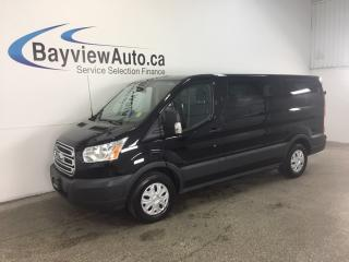 Used 2016 Ford Transit Connect XLT- ECOBOOST! 10 RIDER! REV CAM! SYNC! CRUISE! for sale in Belleville, ON
