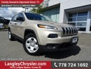 Used 2014 Jeep Cherokee Sport for sale in Surrey, BC
