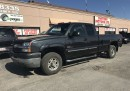 Used 2004 Chevrolet Silverado 2500HD DURAMAX DIESEL...ALLISON 5 SPEED...1 OWNER for sale in Orono, ON