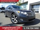 Used 2012 Toyota Venza Base V6 for sale in Surrey, BC