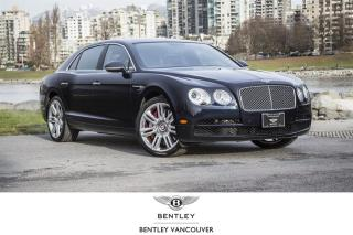 Used 2017 Bentley FLYING SPUR V8 *Bentley Certified! for sale in Vancouver, BC