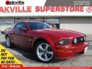 Used 2008 Ford Mustang GT | 5 SPD M/T | LEATHER | ACCIDENT FREE | SHAKER for sale in Oakville, ON