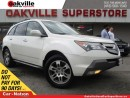 Used 2008 Acura MDX TECH PACKAGE | NAVIGATION | SUNROOF | for sale in Oakville, ON