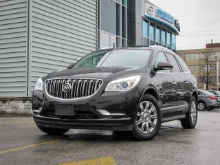Used 2014 Buick Enclave Premium AWD for sale in Scarborough, ON