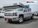 Used 2015 Chevrolet Silverado 1500 LT, NAV, 5.3 V8, TRAILER PKG for sale in Ottawa, ON