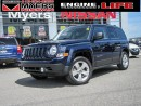 Used 2014 Jeep Patriot North edition, fwd, only 43,584km for sale in Orleans, ON