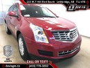 Used 2013 Cadillac SRX AWD, Ultraview Sunroof, Front and Rear Park Assist for sale in Lethbridge, AB
