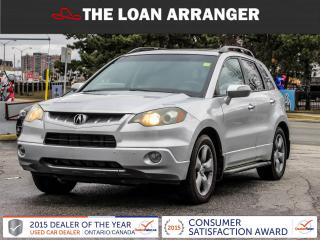 Used 2007 Acura RDX for sale in Barrie, ON